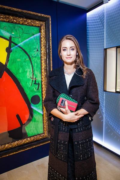 Знаменитости на открытии бутика Tourbillon | галерея [1] фото [7]