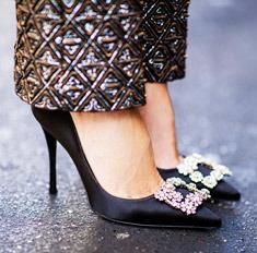 Туфли, от которых захватывает дух: 15 идей для праздника