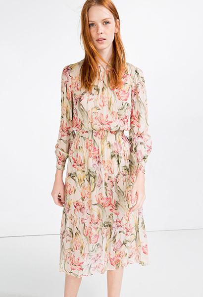 Платье Zara, фото