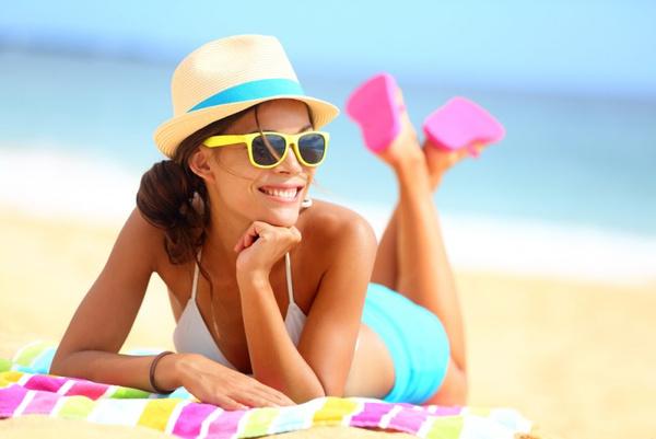 Купальник для пляжного сезона