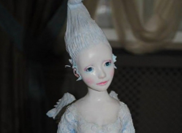 Выставка кукол, фото