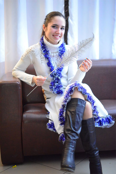 Татьянин день: самые красивые студентки Ростова