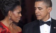 Мишель Обама собирается подать на развод