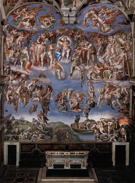 Открытие выставки «Микеланджело. Сотворение мира» | галерея [1] фото [10]