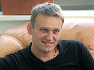 Алексей Навальный номинирован на премию