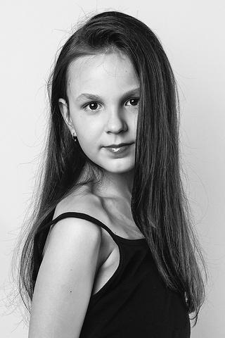 Злата Копытова, «Топ модель по-детски-2016», фото
