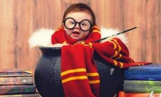 В социальных сетях отыскали самого милого Гарри Поттера