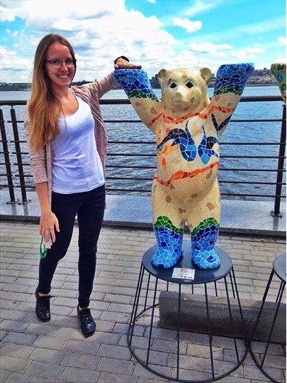 У центра семьи Казан появился медведь татарин
