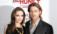 Анджелина Джоли представила свой фильм в Нью-Йорке