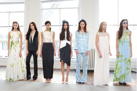 В Нью-Йорке прошла презентация коллекций A LA RUSSE Anastasia Romantsova и Masterpiece