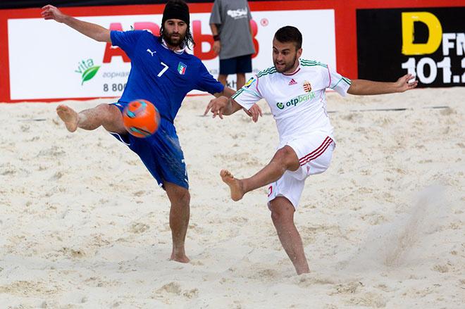 футбол на песке, спорт