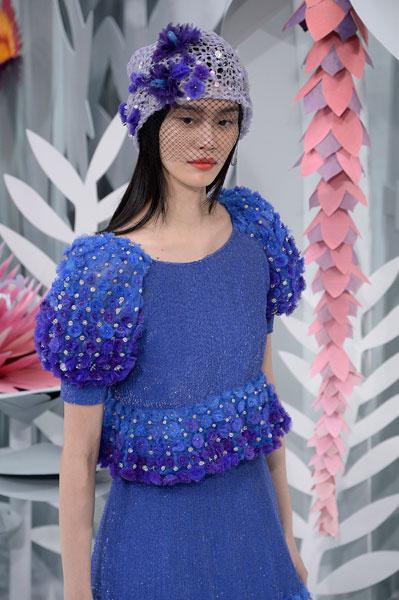 Chanel Haute Couture, весна-лето 2015