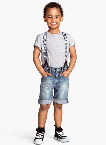 H&M детская мода весна-лето 2014