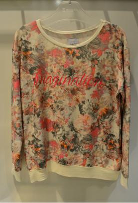 Омск, модные тенденции, цветочный принт