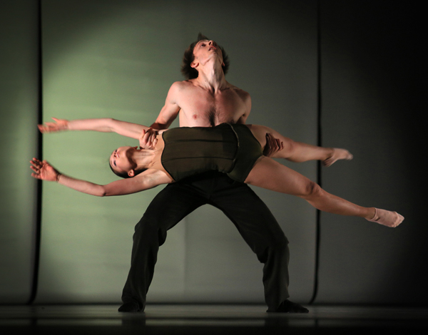 БАЛЕТ: «Восковые крылья. Бессонница. Маленькая смерть. Шесть танцев»