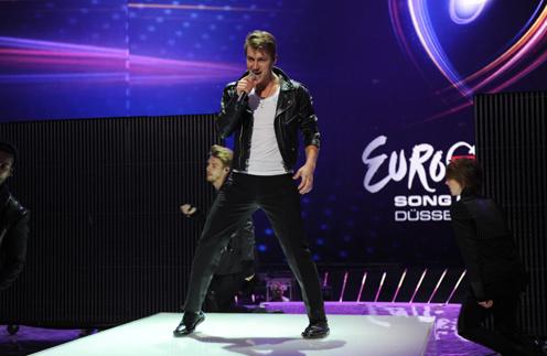 Поклонники конкурса назвали Алексея Воробьева самым сексуальным исполнителем.