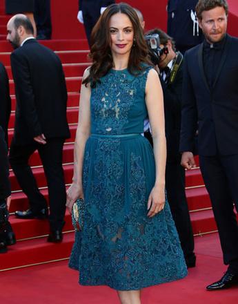 Беренис Бежо (Bérénice Bejo) на церемонии закрытия 66-го Каннского кинофестиваля