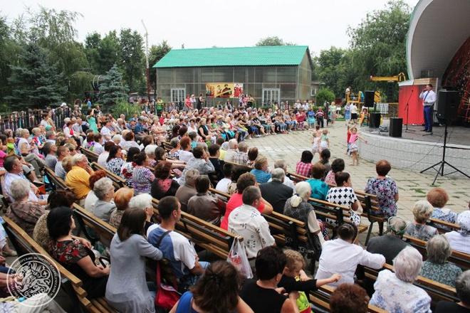 День города в Оренбурге: афиша событий