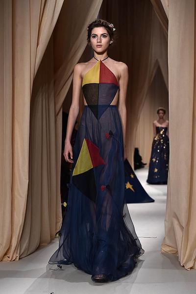 Показ Valentino Haute Couture | галерея [1] фото [32]