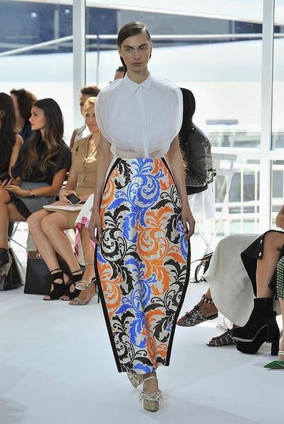 Неделя моды в Нью-Йорке: день девятый | галерея [1] фото [5]