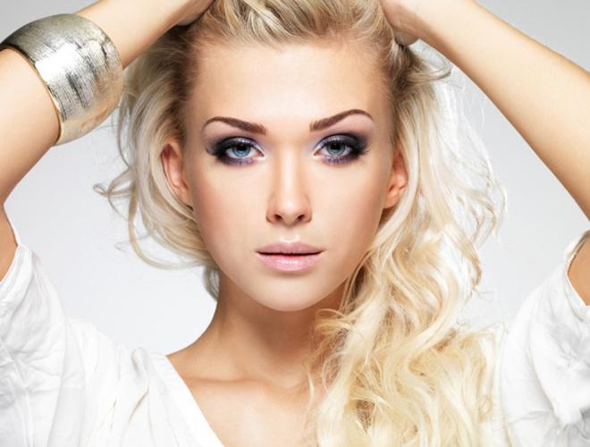 Красивые девушки, профессиональный макияж