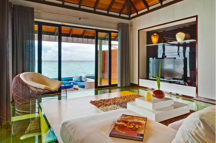 Velassaru Water Suite
