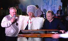 Евгений Плющенко с размахом отметил день рождения
