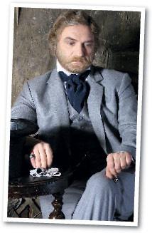 Александр Балуев в роли Свидригайлова.