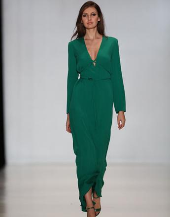 Mercedes-Benz Fashion Week: коллективный показ Belarus Fashion Week весна-лето 2013