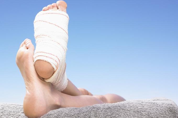 Зимняя травма: лечим средствами китайской медицины