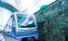 Московское метро превратилось в картинную галерею