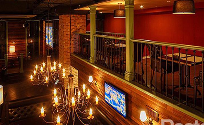 Ресторан-бар The Optimist, фото