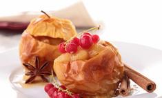 Готовим печеные яблоки: вкусные рецепты
