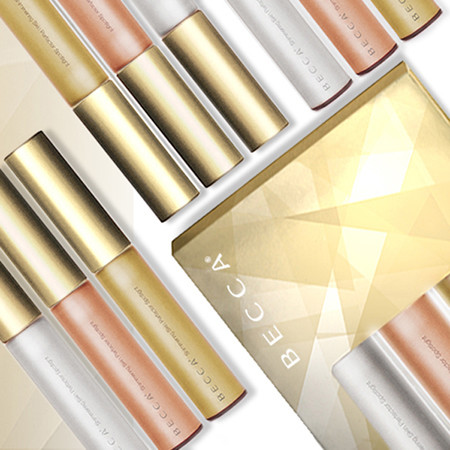 BECCA, Shimmering Skin Perfector Spotlights Kit