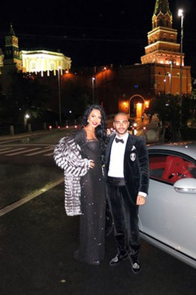 Тимати и Олеся Малинская
