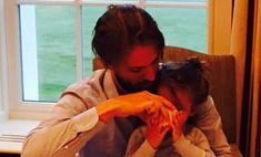 После скандала с Друяном Боня посвящает себя семье