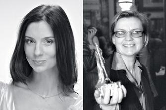актриса и телеведущая, и ее старшая сестра