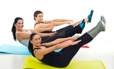 Упражнения для внутренней поверхности бедра: худеем красиво