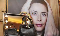 Изабелла Росселлини создала линию сумок для Bulgari