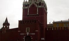 Надвратная икона на Спасской башне Кремля официально открыта