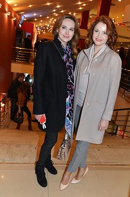 Анна Горшкова и Екатерина Вуличенко фото
