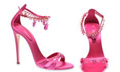 Ювелирные туфли для особых случаев