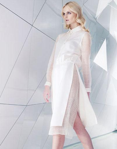 Платья на выпускной 2013: платье Daria Bardeeva, 22 000 р.