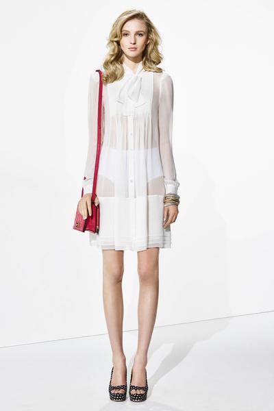 Новая круизная коллекция Diane von Furstenberg | галерея [1] фото [16]