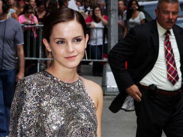 Эмма Уотсон (Emma Watson) провела выходные во Франции