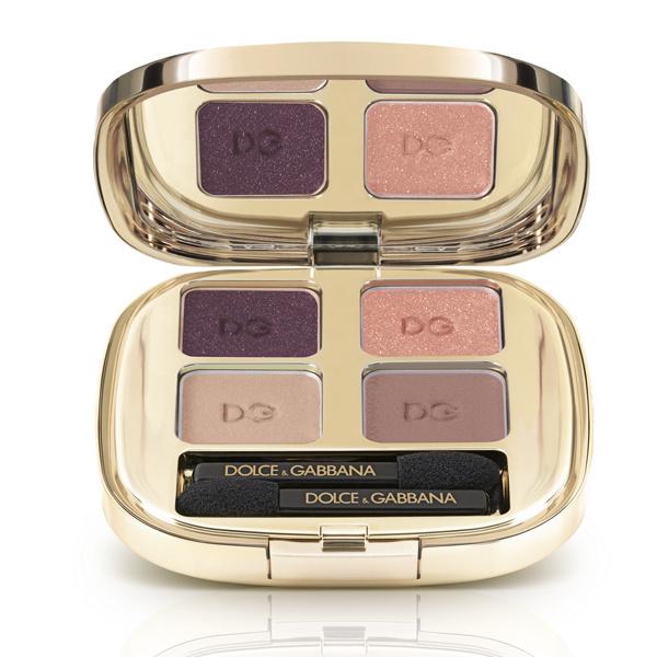 макияж с показа Dolce&Gabbana