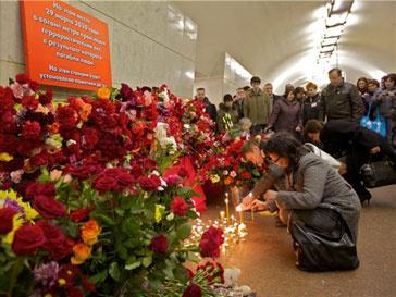 Расследование уголовного дела о взрывах в метро продолжается
