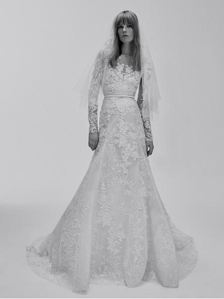Лучшие коллекции Недели свадебной моды   галерея [12] фото [10]