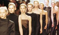 Во Франции запретят выпускать на подиум худых моделей