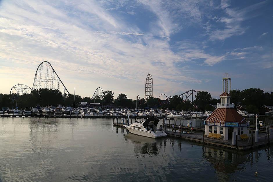 Cedar Point в США